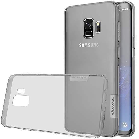 Husa silicon slim Samsung S9 - 2 culori 1