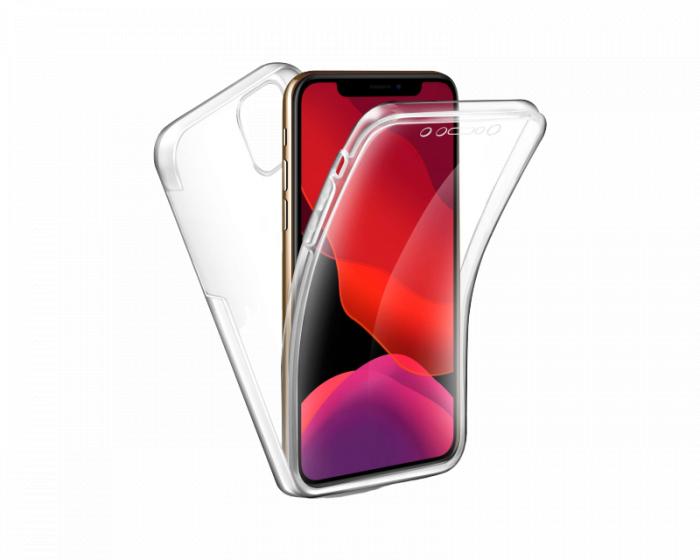 Husa silicon 360 fata+spate Iphone 12 Mini [0]
