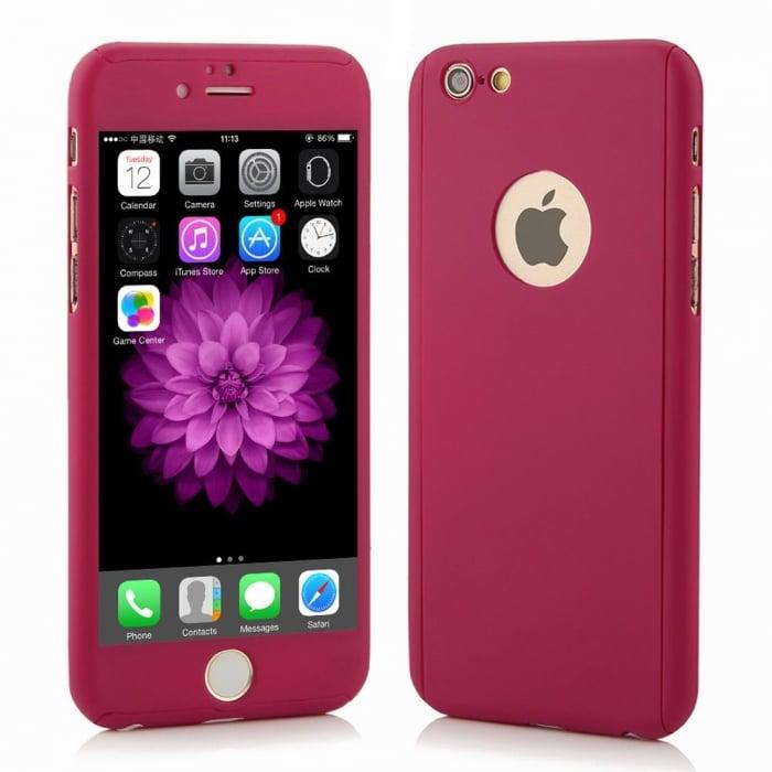 Husa 360 Iphone 6/6s - 5 culori 0