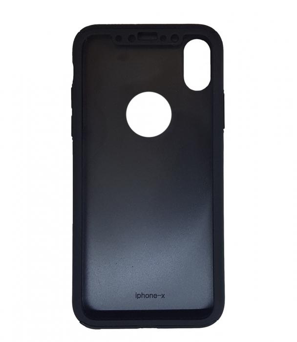 Husa 360 Iphone X/Xs - 5 culori 1