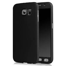 Husa 360 Samsung S6 edge - negru 0