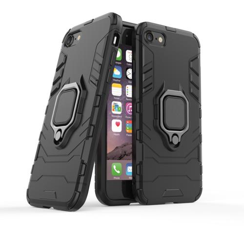 Husa armura inel Iphone 7/8/SE2 - 2 culori [0]