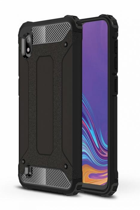 Husa armura strong Samsung A10, Negru 0