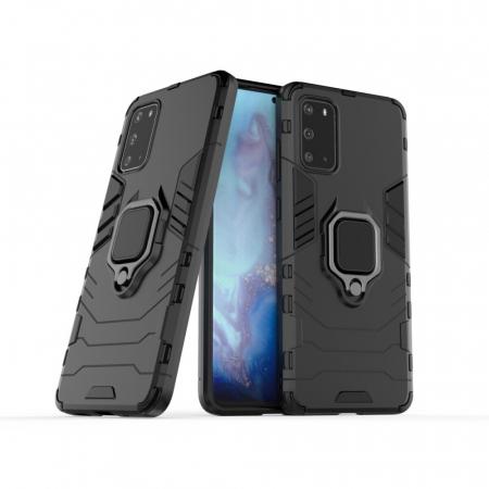 Husa armura inel Samsung A42 5G - Negru [0]
