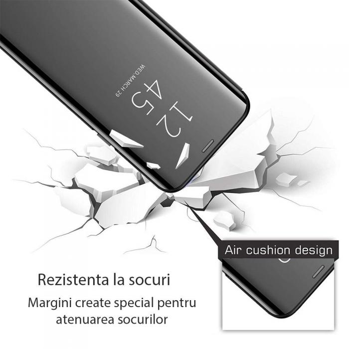 Husa clear view Samsung A70 - 6 culori 0