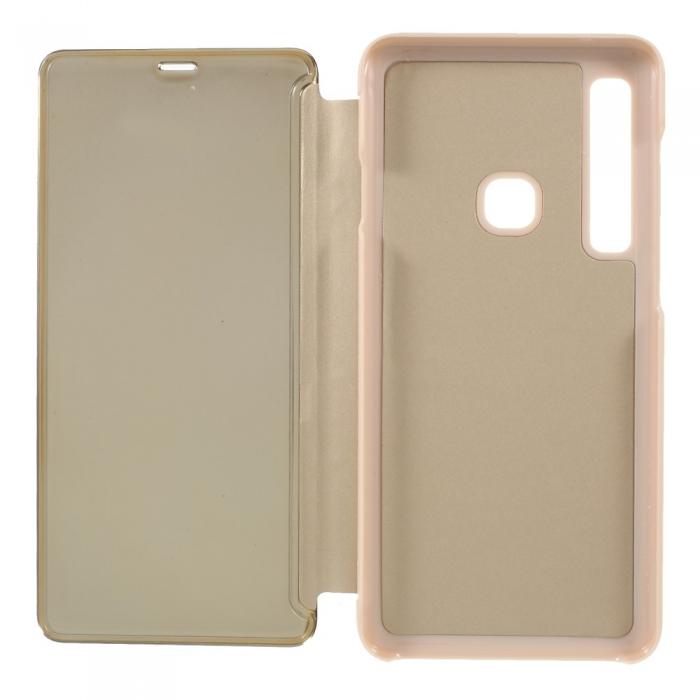 Husa clear view Samsung A9 (2018) - 6 culori 2