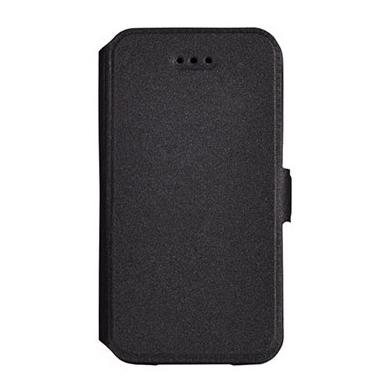 Husa flip magnet mic Huawei Mate 20 Pro - negru [0]