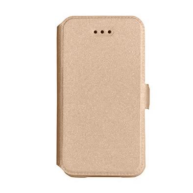 Husa flip magnet mic Samsung S8 - gold [0]