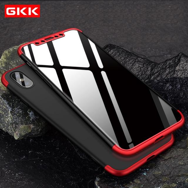 Husa GKK Iphone X/Xs - 3 culori 1