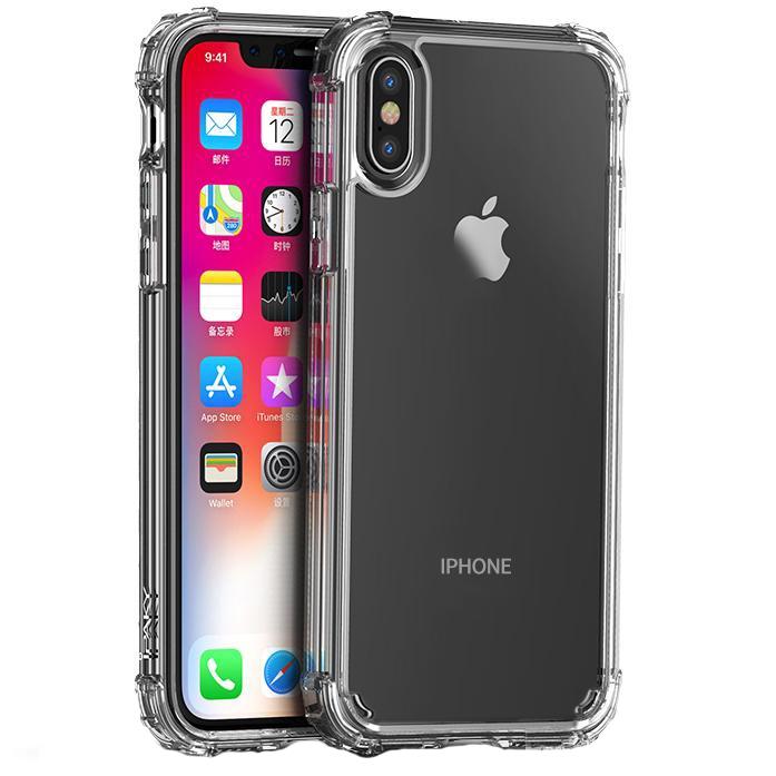 Husa Ipaky 360 Iphone Xs Max - transparent 5
