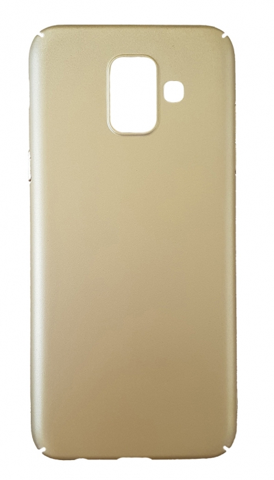Husa plastic slim mat Samsung A6 (2018) - 5 culori 0
