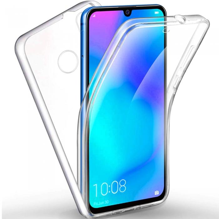 Husa silicon 360 fata+spate Samsung A40 0