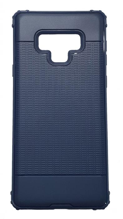 Husa silicon anti shock cu striatii Samsung Note 9 - 2 culori 0
