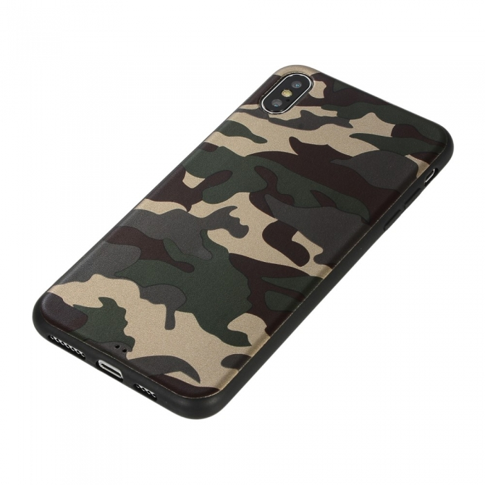 Husa silicon army Iphone Xs Max 1