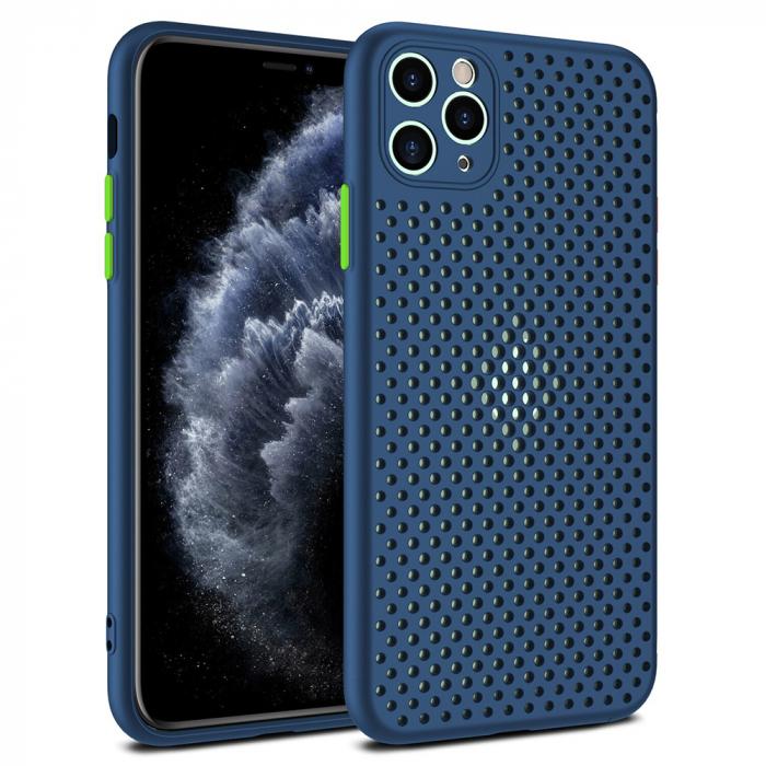 Husa silicon Breath Iphone 11 - 5 culori [0]
