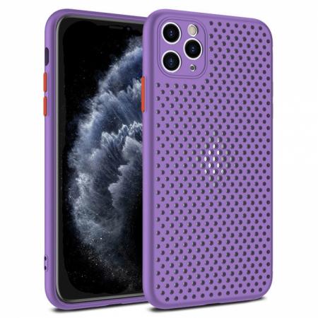 Husa silicon Breath Iphone 12/ 12 Pro - 4 culori [1]