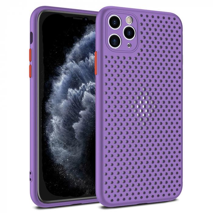 Husa silicon Breath Samsung A71 - 4 culori [0]