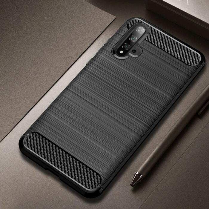 Husa silicon carbmat Huawei Nova 5T [0]