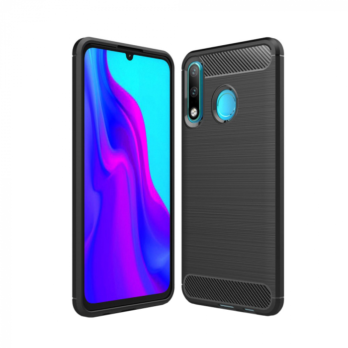 Husa silicon carbmat Huawei Y6P 0