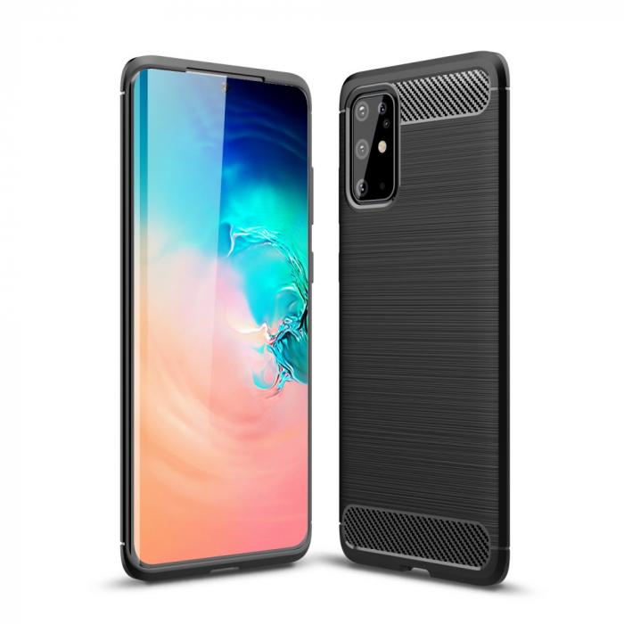 Husa silicon carbmat  Samsung S20 Ultra [0]