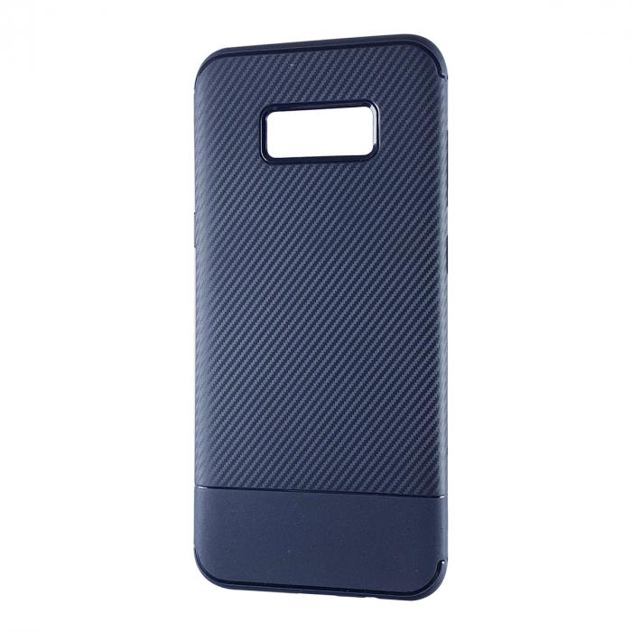 Husa silicon carbon 2 Samsung S8+ - 2 culori 0