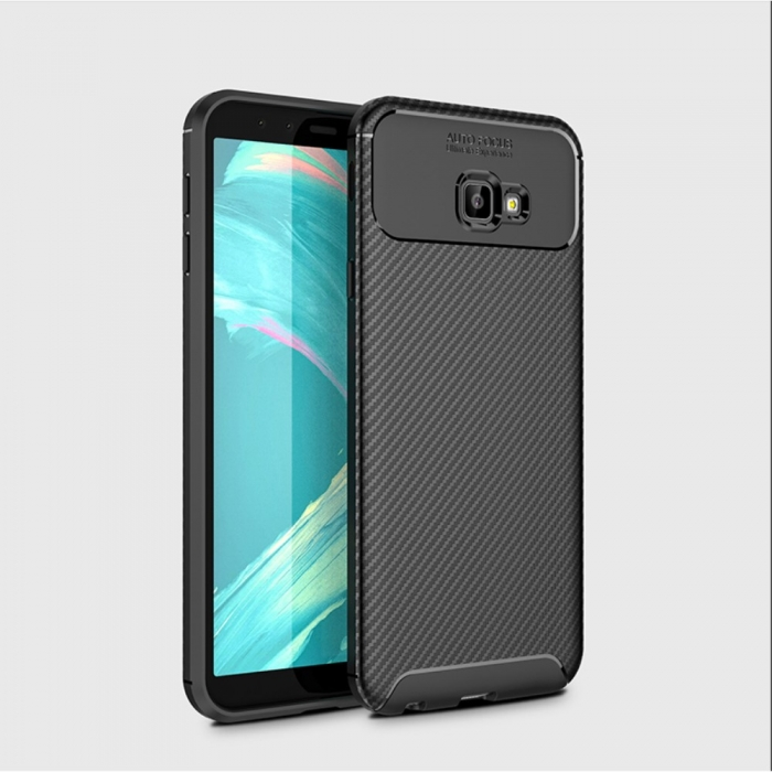 Husa silicon carbon 4 Samsung J4 plus (2018)  - 3 culori [1]