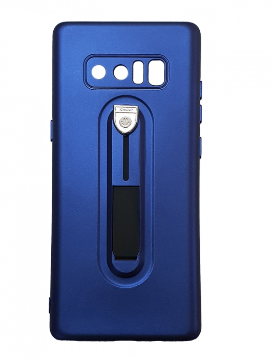 Husa silicon cu suport Samsung Note 8 - 3 culori 0