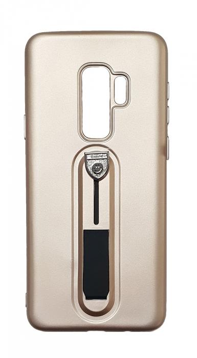 Husa silicon cu suport Samsung S9+ - 3 culori [0]