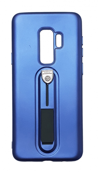 Husa silicon cu suport Samsung S9+ - 3 culori [2]