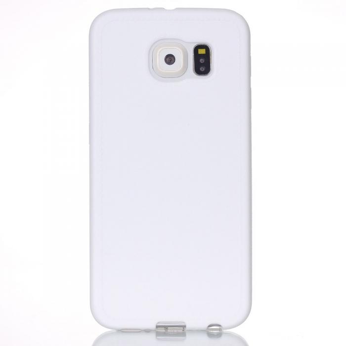 Husa silicon cusatura Samsung S6 - diferite culori 0