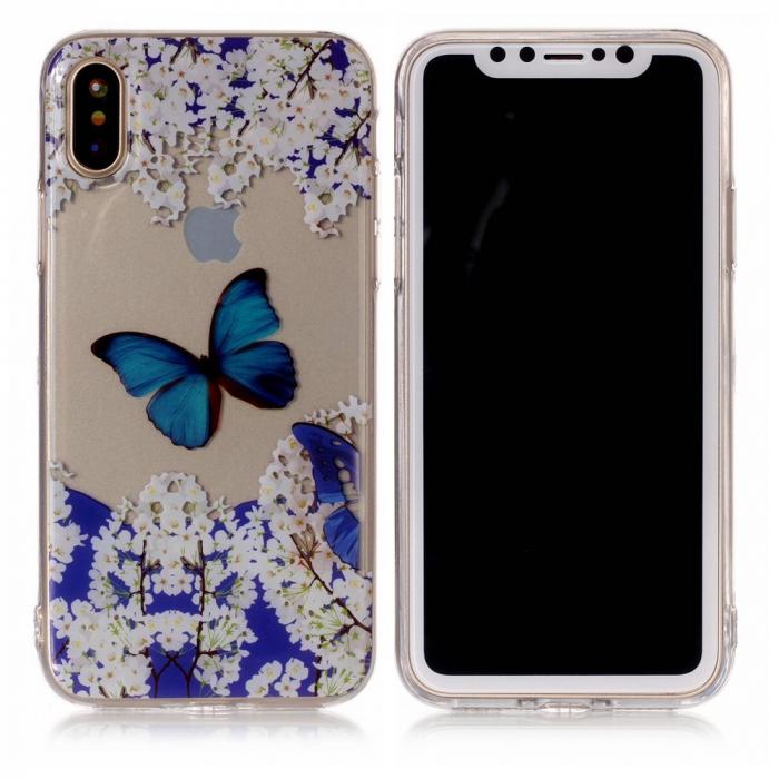 Husa silicon design Iphone X/Xs - 6 modele 0