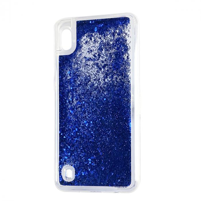 Husa silicon lichid-sclipici Samsung A10 - 9 culori 0