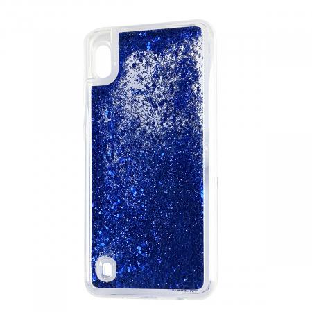 Husa silicon lichid-sclipici Samsung A40 - 4 culori [2]