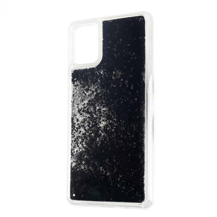 Husa silicon lichid-sclipici Samsung A41 - 6 culori [0]
