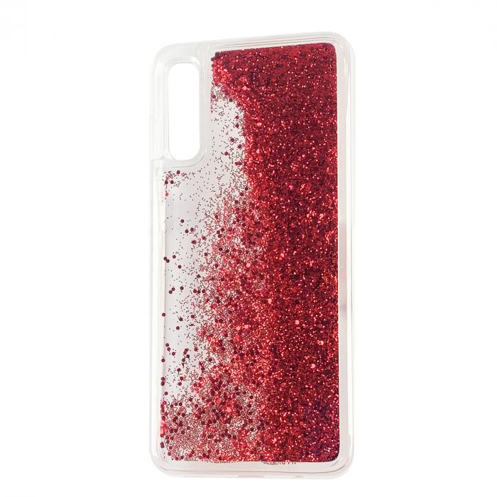 Husa silicon lichid-sclipici Samsung A70 - 6 culori [0]