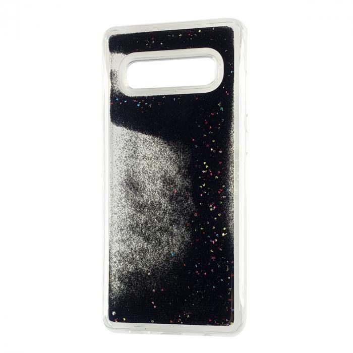 Husa silicon lichid-sclipici Samsung S10 plus - 6 culori [0]