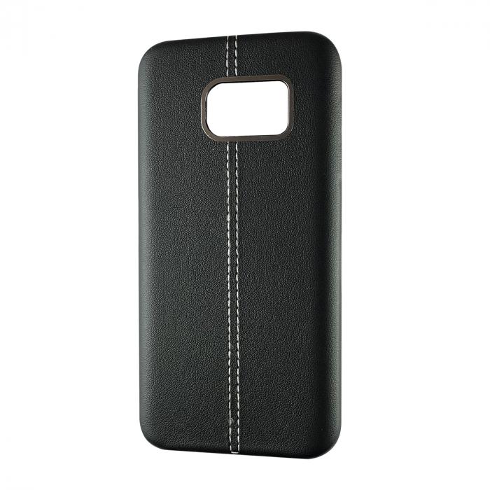 Husa silicon metal Samsung S6 - 4 culori [0]