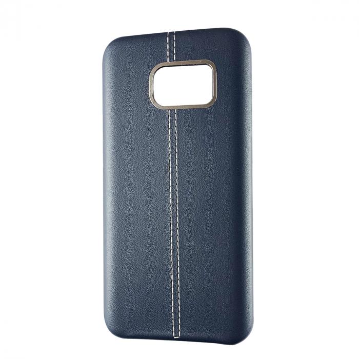 Husa silicon metal Samsung S6 edge - 4 culori 0