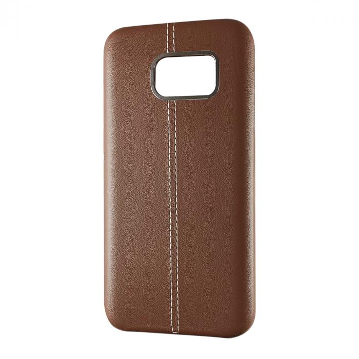 Husa silicon metal Samsung S7 edge - 2 culori 0