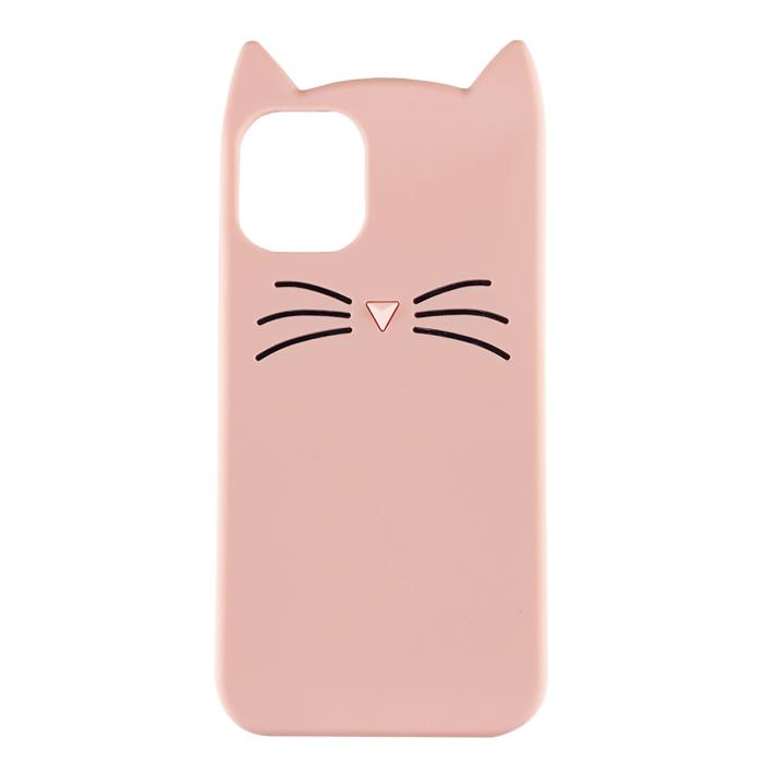Husa silicon pisica Iphone 11 - 2 culori [0]