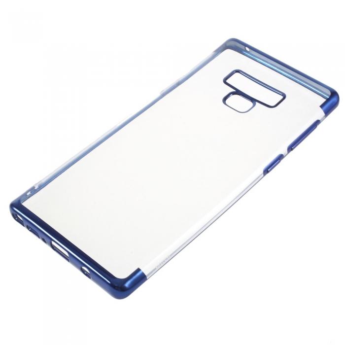 Husa silicon placat sus-jos Samsung Note 9 - 3 culori 0