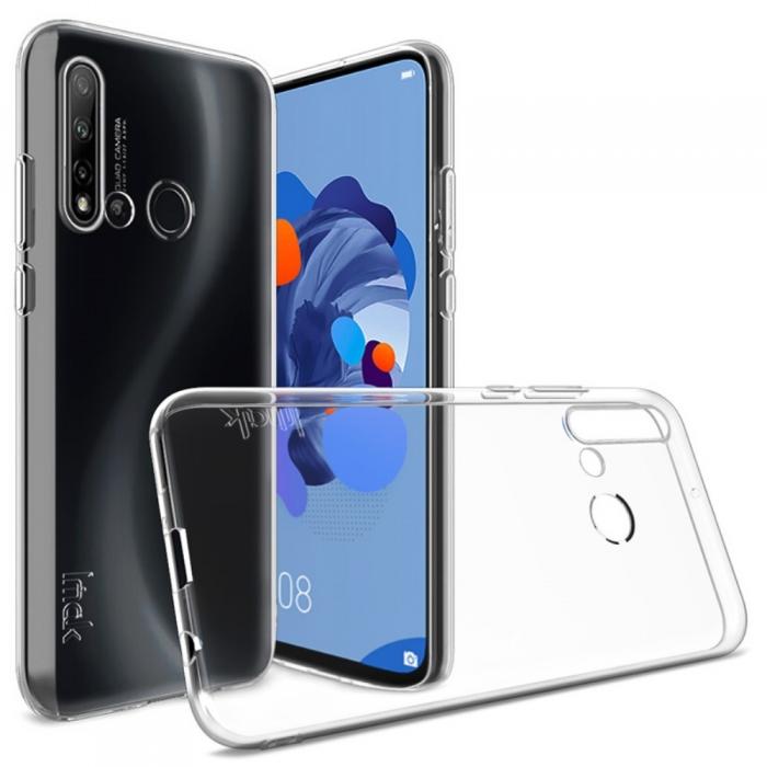 Husa silicon slim Huawei P20 Lite (2019) - transparent 0