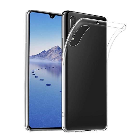 Husa silicon slim Huawei P30 - transparent 0