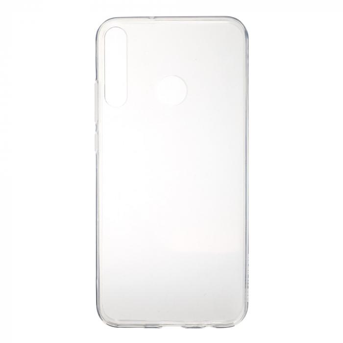 Husa silicon slim Huawei P40 lite E - transparent [0]