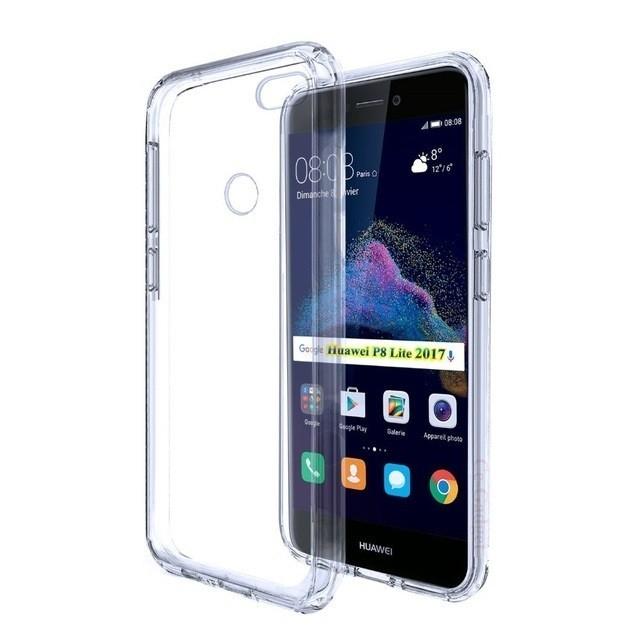 Husa silicon slim Huawei P8/P9 lite (2017) - 2 culori 0