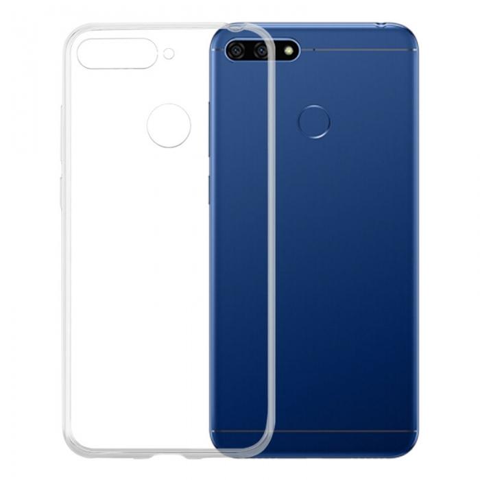 Husa silicon slim Huawei Y6 (2018) - 2 culori 0