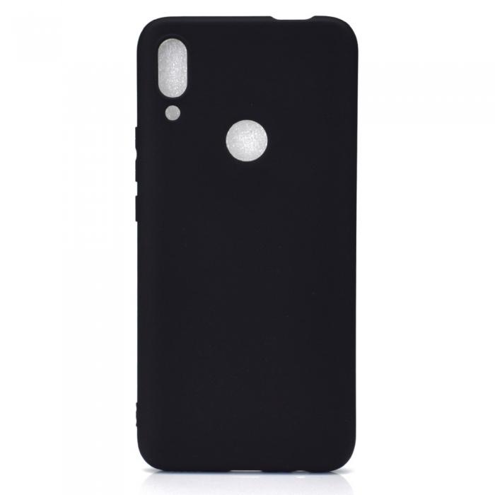 Husa silicon slim mat Huawei P smart Z - negru 0
