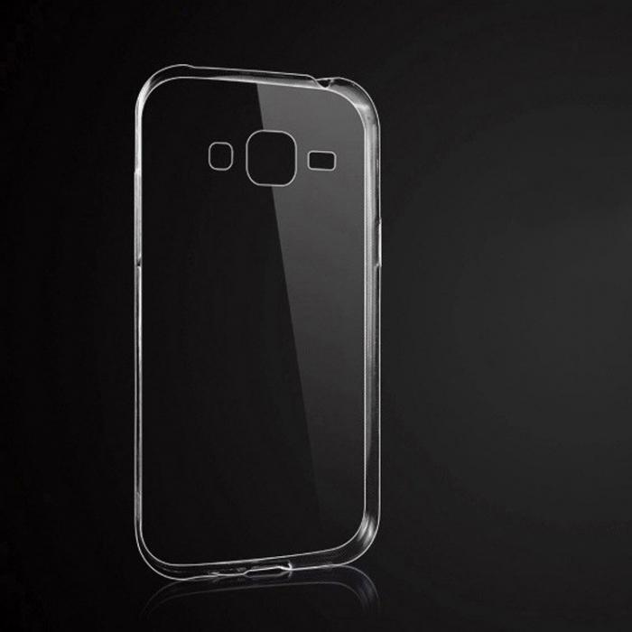 Husa silicon slim Samsung J3 (2016) - transparent [0]