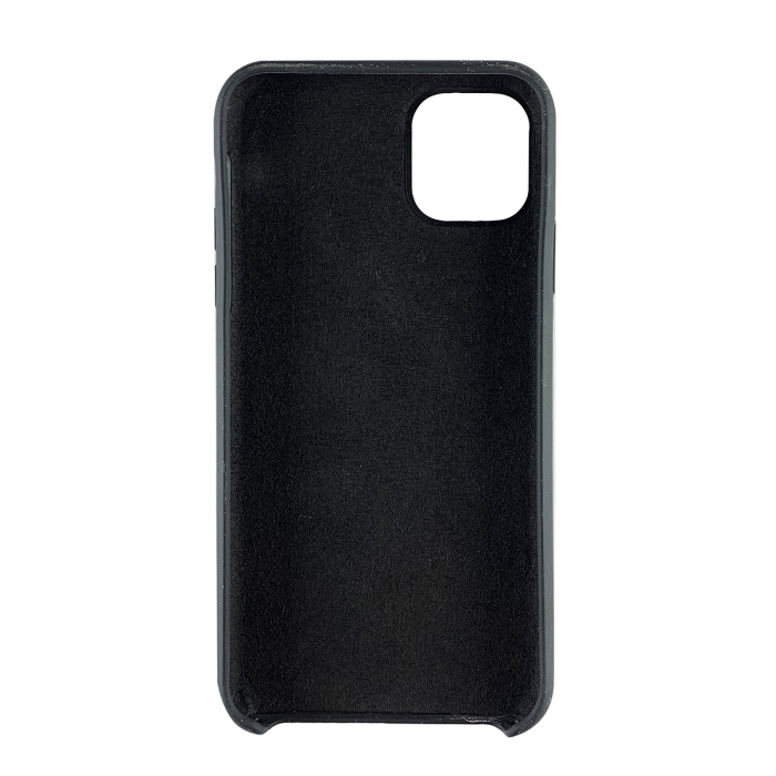 Husa silicon soft mat Iphone 11 - 4 culori 1