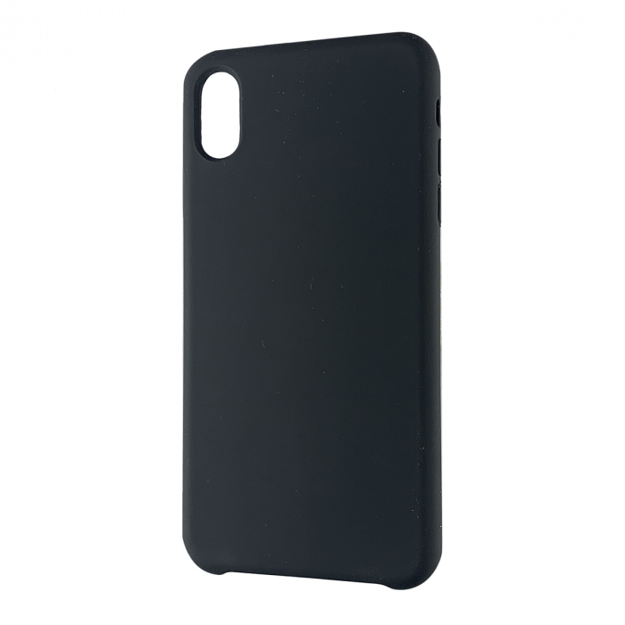 Husa silicon soft mat Iphone Xs Max - 3 culori 0